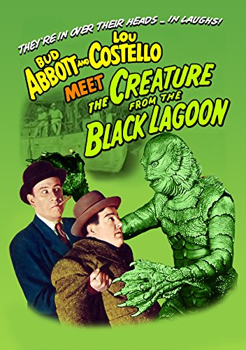 Bud Abbott & Lou Costello Meet the Creature From the Black Lagoon