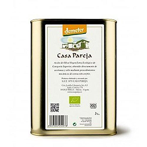 Casa Pareja Organic Extra Virgin Olive Oil by Casa Pareja