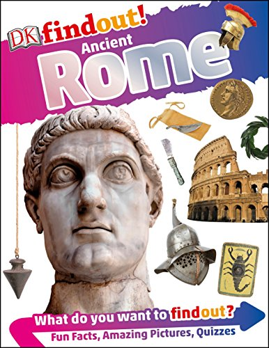 DKfindout! Ancient Rome -