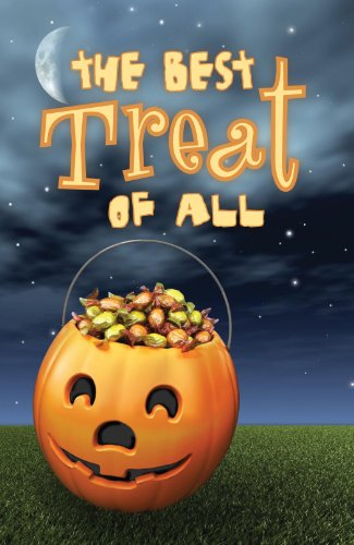 Tract-Halloween: Best Treat of All (ESV) (Pack Of -