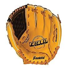 "Franklin Sports Field Master Series Baseball Gloves, 14"", Left Hand Throw"