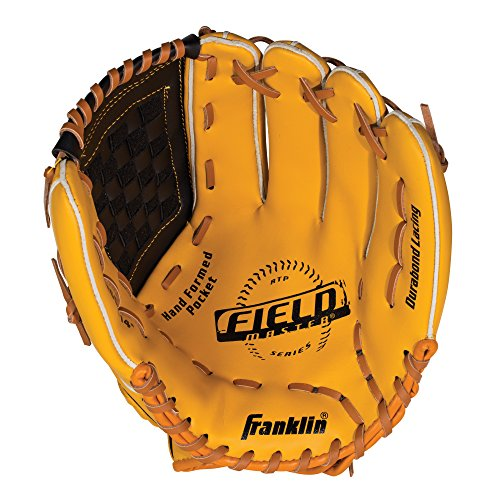 Franklin Sports Field Master Series Baseball Gloves, 12