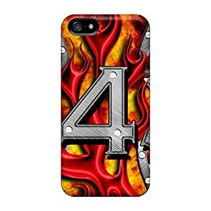 New Fashionable Jeffrehing TBsRnMy774UQViO Cover Case Specially Made For Iphone 5/5s(343 Firefighters)