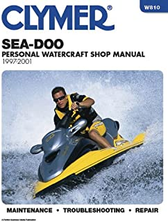 personal watercraft sea doo bombardier 1992 97 seloc marine tune rh amazon com 1996-seadoo-service-shop-manual 1996 seadoo xp 800 service manual