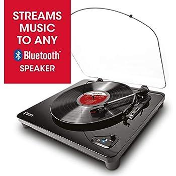 Amazon.com: Ion Audio Transmisión Inalámbrica Turntable Air ...