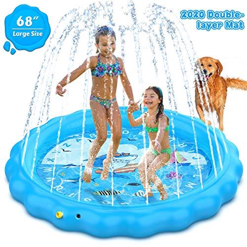 🥇 Dillitop Sprinkler for Kids
