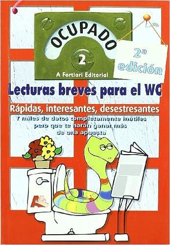 Descargas de libros gratis para pda Ocupado 2: lecturas breves para el WC 8496755355 in Spanish DJVU