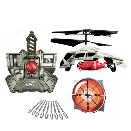 Spin Master Air Hogs RC Megabomb Heli - Bomb Dropping RC ...