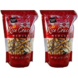 Trader Joe's Multiseed with Soy Sauce Rice Crackers Pack