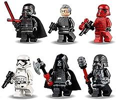 Lego Star Wars The Rise Of Skywalker Kylo Ren S Shuttle 75256 Building Kit New 2019 Amazon Com Au Toys Games