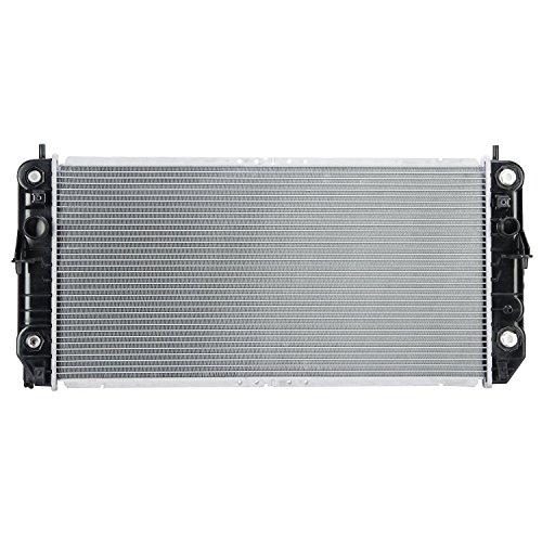 (Klimoto Brand New Radiator fits Cadillac Deville 2000 4.6L V8 DHS DTS GM3010146 432418 52486950 CD37003A CU2369 RAD2369 DPI2369)