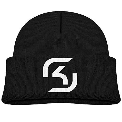TRYdoo Kid's SK Gaming Logo Winter Knit Cap Beanie Skull Cap - Buy