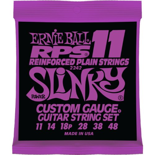Ernie Ball RPS-11 Slinky Nickel Wound Set, .011 - .048