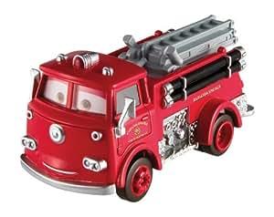 Disney Pixar Cars 2 Oversized Die-Cast Vehicle - Red