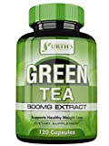 Green Tea Extract Supplement with EGCG – 120 Day Supply – 100% MONEY BACK GUARANTEE – NON GMO – Healthy Weight Loss Support – Made in USA For Sale