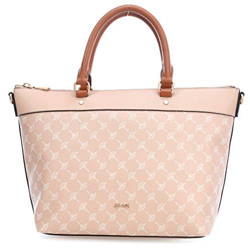 Joop! Cortina Thoosa Handbag Lhz - Bolsos maletín Mujer Rosa (Rose)
