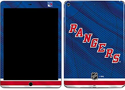 Amazon Com Skinit Decal Tablet Skin For Ipad 7th Gen 2019 Officially Licensed Nhl New York Rangers Home Jersey Design Electronics