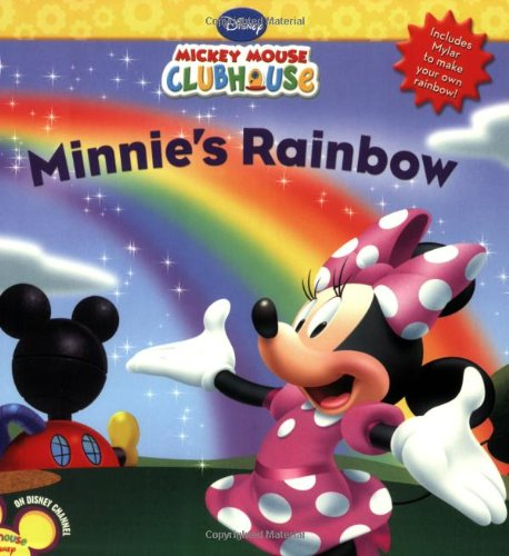 - Mickey Mouse Clubhouse Minnie's Rainbow