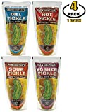 Van Holten Big Dill Pickles - Pickle Juice in a Pouch - Holten's