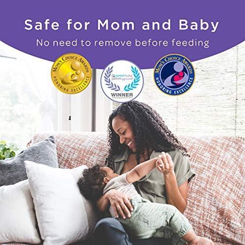 51%2BifSFdlaL. AC - Lansinoh Lanolin Nipple Cream For Breastfeeding, 1.41 Ounces