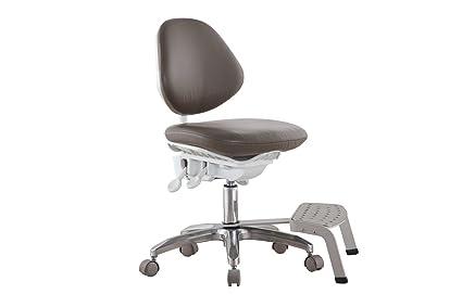 Primo dentale sedia per dentista design dinamico con piede base lab