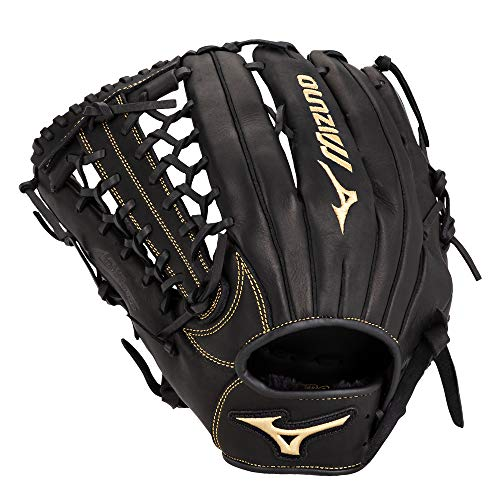"Mizuno GMVP1275P3 MVP Prime Outfield Baseball Gloves, 12.75"", Left Hand Throw"