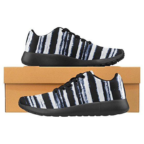 InterestPrint Womens Jogging Running Sneaker Lightweight Go Easy Walking Casual Comfort Sports Running Shoes Multi 3 UWXiRfxuB