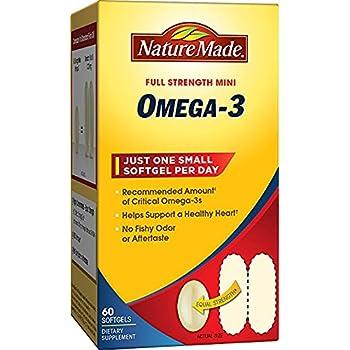 Sundown Naturals Fish Oil  Mg Health Information  Count