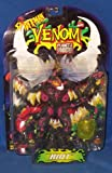Venom Planet of the Symbiotes RIOT (Red Version) Action Figure