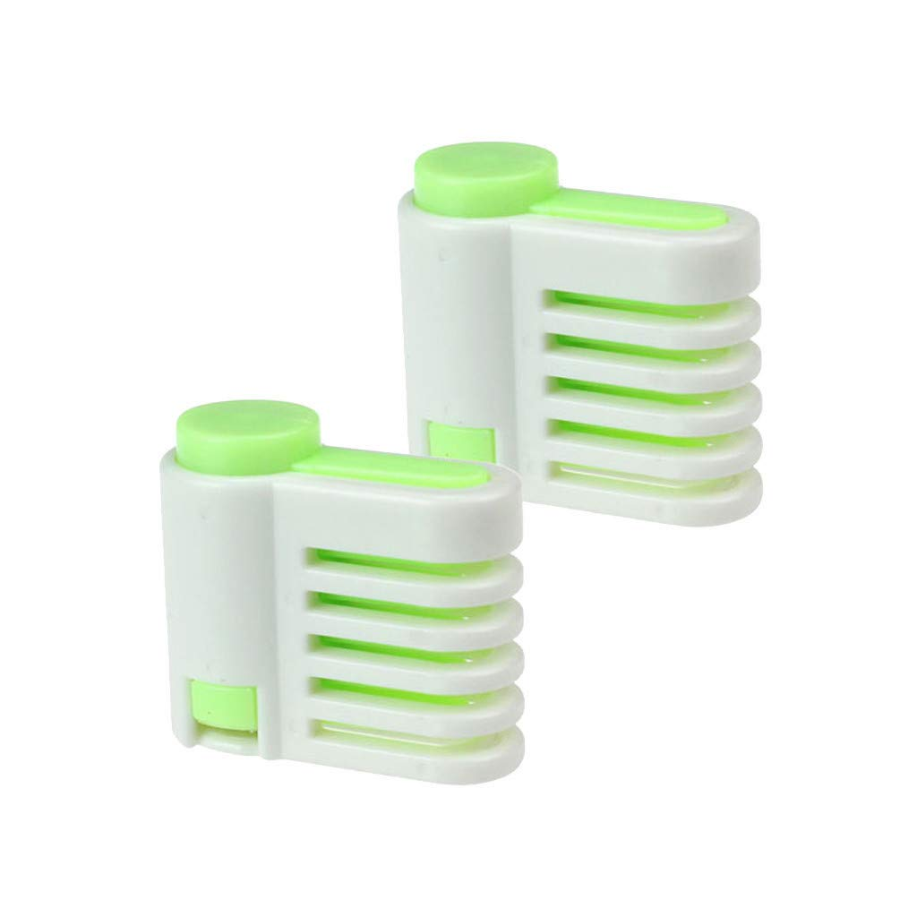 SUJING 4 Pcs Even Cake Slicing Leveler Bread Cutter Durable Baking Kitchen Tools,Bread separator by SUJING (Image #3)