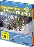Auf den Spuren von Tim und Struppi (2 Blu-ray-Discs + Booklet)