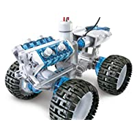 Salt Water Powered Toy 4x4 Car Educational Toys Gifts Science Green Energy