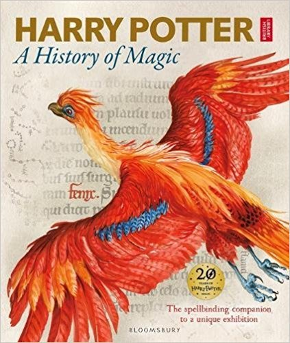 [By British Library] Harry Potter - A History of Magic: The Book of the Exhibition (Hardcover)【2017】by British Library (Author) [1875]