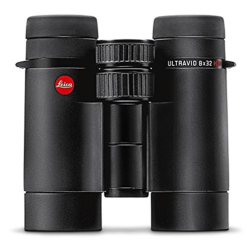 Leica Ultravid 8x32 HD Plus Binoculars With HDC Lens Coating, Black