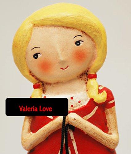 Valeria Love Valentines Figurine by Jenene Mortimer - Retired