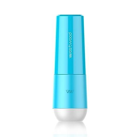 f1ly estuche de almacenamiento de cepillo de dientes portátil soportes para cepillo de dientes, cepillo