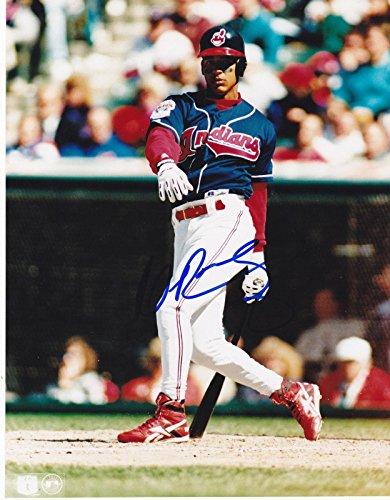 Manny Ramirez Signed Photo - 8x10 - Autographed MLB Photos