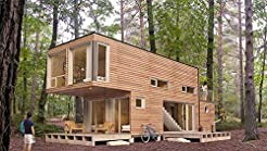 Timber House dual 40 foot containers