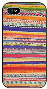iPhone 5C Aztec Pattern - black plastic case / Art, hipster, tribal