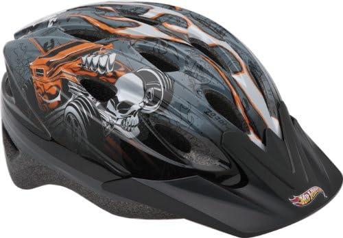 Bell Hot Wheels Rally Racer Helmet Black, Child