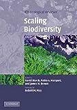Scaling Biodiversity 9780521699372