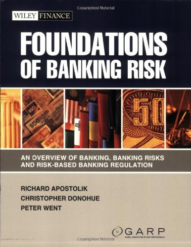 (Foundations of Banking Risk: An Overview of Banking, Banking Risks, and Risk-Based Banking Regulation)