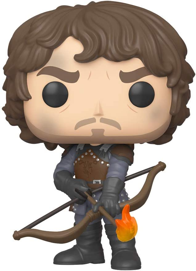 Funko Pop! TV: Game of Thrones - Theon w/Flaming Arrows