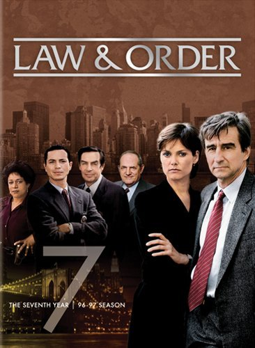 Law & Order: The Seventh Year by Universal Studios Home Entertainment