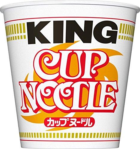 닛신 NISSIN 컵라면 닛신 컵 누들 킹 120g×12개