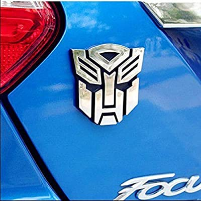 Transformers Autobot Emblem Sticker for Cars 2pcs in Set - 3