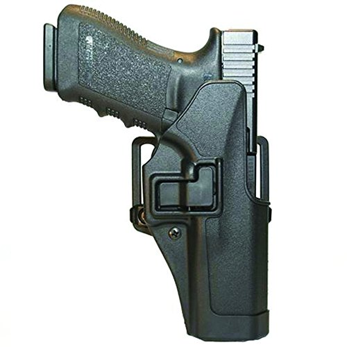 BlackHawk Serpa CQC Holster, Left Hand, Matte Black for Glock 29/30/39 - ()