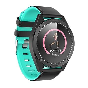perfk Pulsera de Actividad Inteligente Reloj Smartwatch Mujer ...