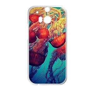 O-K-O-U8059729 Phone Back Case Customized Art Print Design Hard Shell Protection HTC One M8