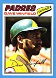 Dave Winfield 1977 Topps **Hall of Famer** (Padres) (Yankees)
